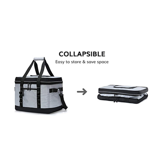 Cooler or insulated bags